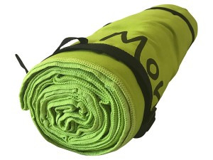 Lime Green Monster Towel 3.0